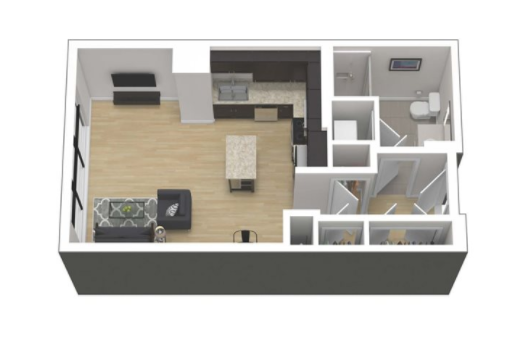 THE ARUNDEL MD Floor plan 01