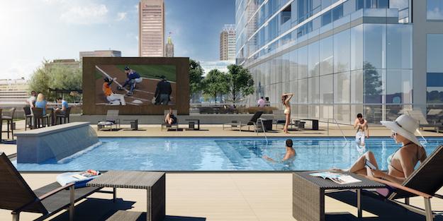 414-light-street-baltimore-pool